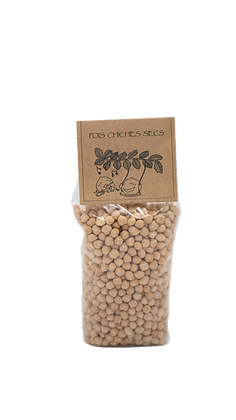 Pois chiches sec 500g