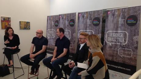 Designer Small Talk Event