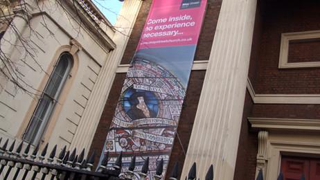 May Street Church Banner