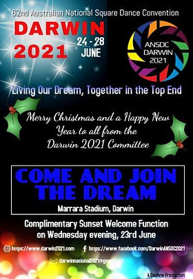 Darwin2021 December2019 poster for magas