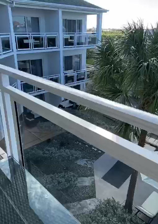 BALCONY VIDEO FROM EVERY ROOM