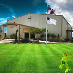 Avi-Church Building (Side-Enhanced)