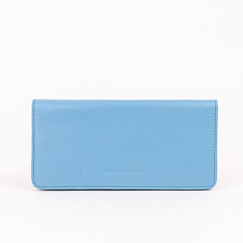 Slim Wallet Sky Blue von LOST&FOUND