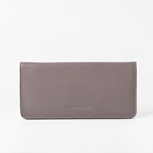 Slim Wallet Pale Stone