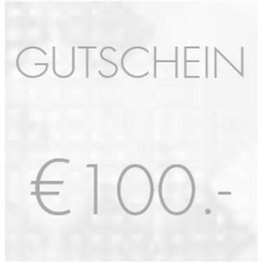 100.- EURO FASHonROAD.com Gutschein