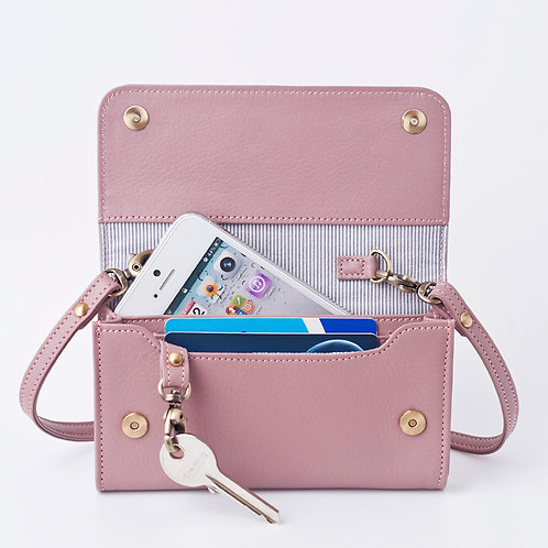 Minibag Dusty Rose    LOST&FOUND