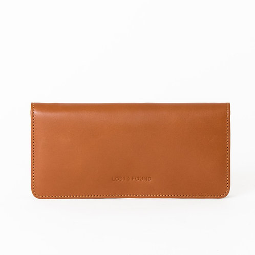 Slim Wallet Caramel