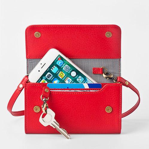 Minibag Tangerine Red von LOST&FOUND