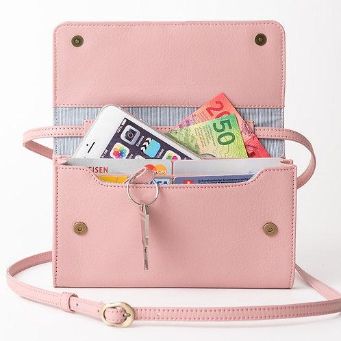 Minibag PLUS Blush von LOST&FOUND