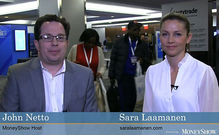 Sara Laamanen - Speaking about her consulting services at the TradersEXPO New York.