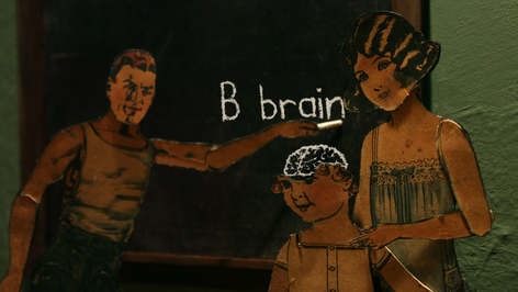 The Ephemeral Orphanage   Director: Lisa Barcy