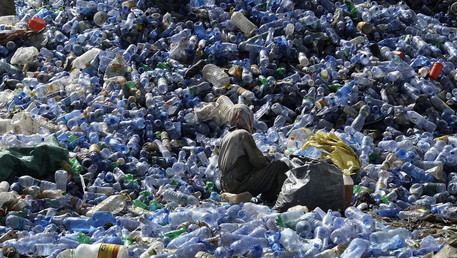 Ethiopia: daily fight for recycling