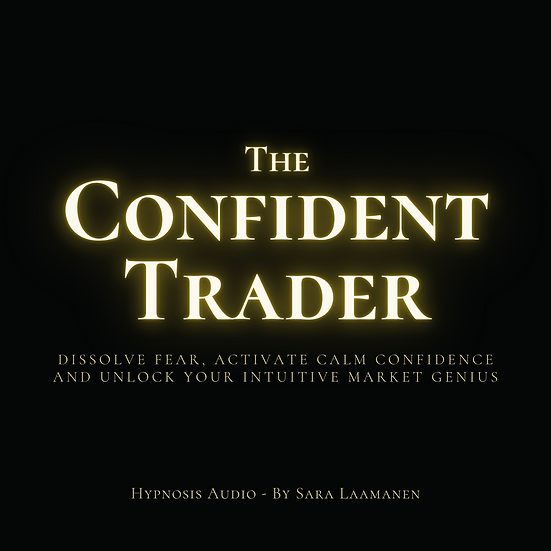 The Confident Trader - Download Today!