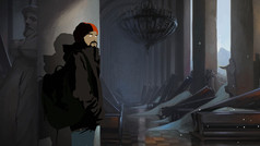 Snow Shelter | Director: Robertas Nevecka