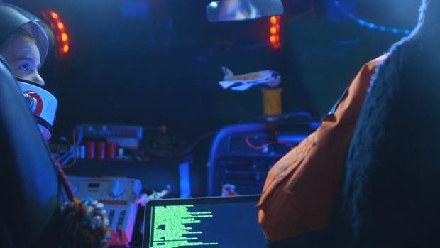 Commander Sam   Director: Liam Fouracre