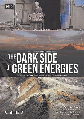 THE DARK SIDE OF GREEN ENERGIES