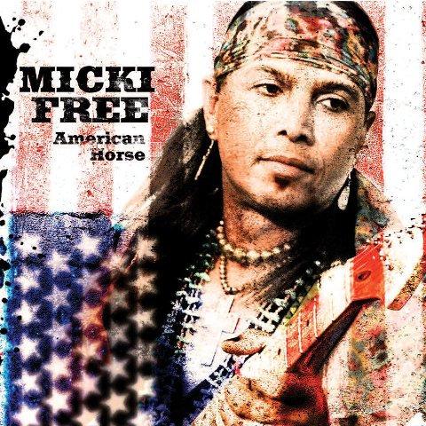 American Horse  CD