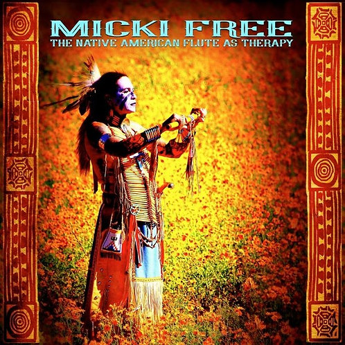 The Native American Flute as Therapy CD