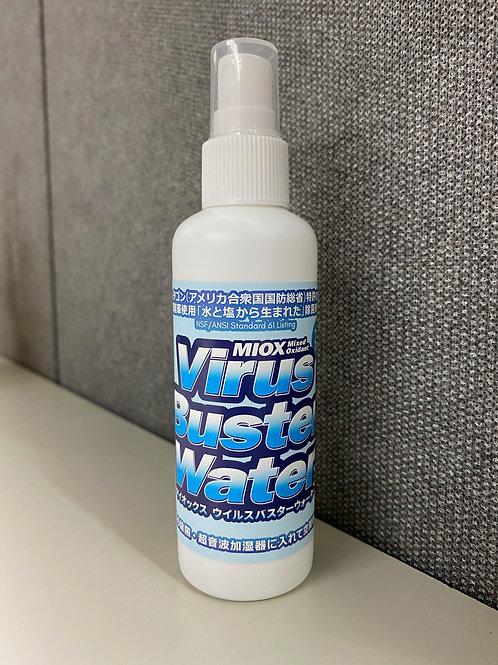 MIOXウイルスバスターウォーター 20ppm100mlミニボトル