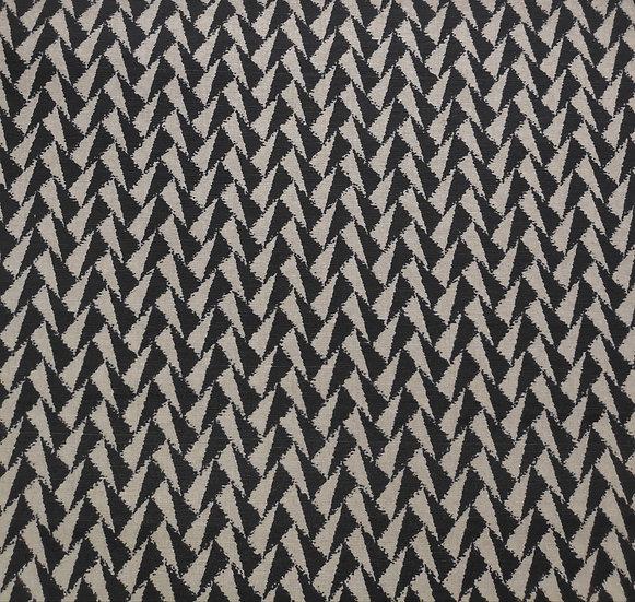 Coton canvas Chevron