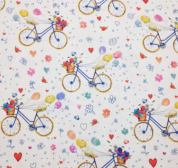 Percale Lovely bike