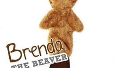 STUFFING FREE BEAVER SOFT TOY