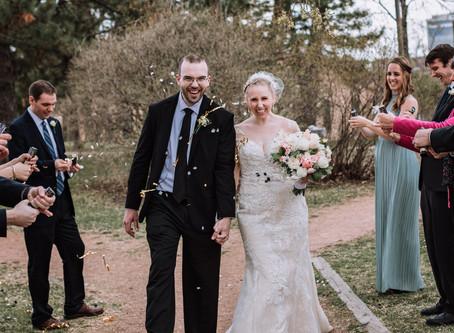 Real (Pandemic) Wedding: Katie & Joe