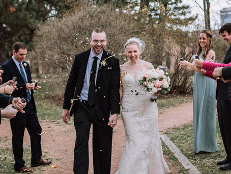 Real (Pandemic) Wedding: Katie & Joe
