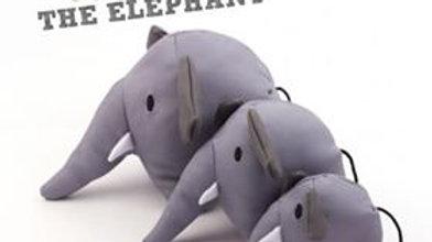 CUDDLY ELEPHANT SOFT TOY