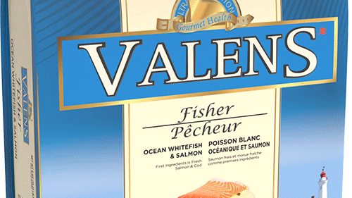 Ocean whitefish and Salmon- Valens