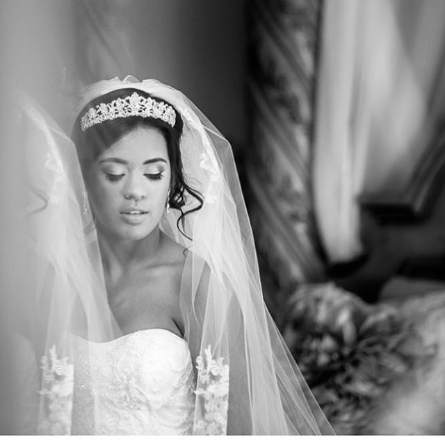 Look at one of our Gorgeous Brides _danielabarajas.