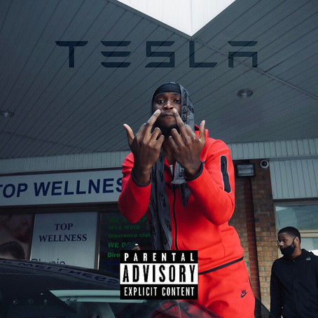 Tesla out now!