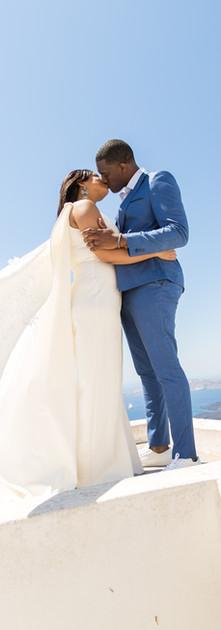 Custom Bridal Jumpsuit with Cape