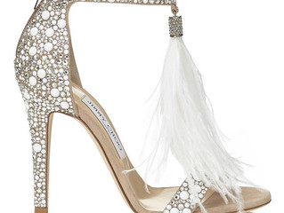 Top 5 Luxury Wedding Shoes For Brides