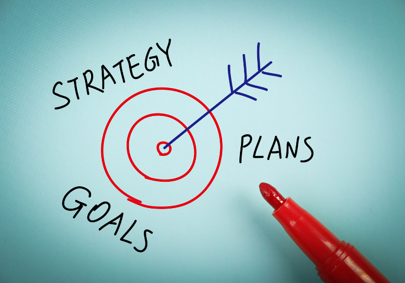 Goals Strategy Plans