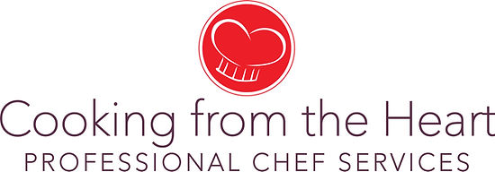 Cooking from the Heart logo 1 for letter