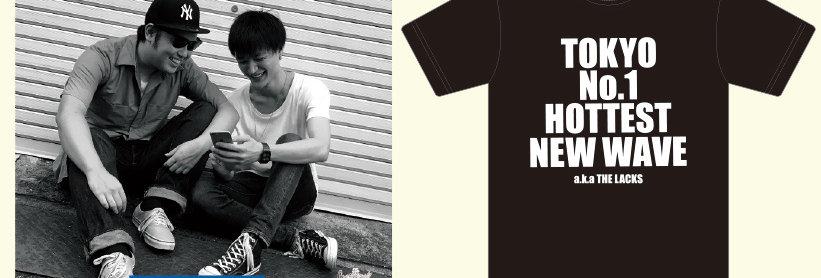 NOWHERE BOY / SWEET DAYS Tシャツセット