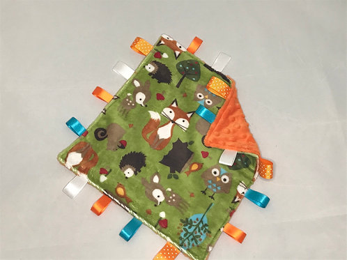 Woodland Taggy Comforter