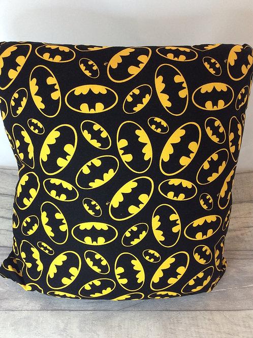 Yellow/Black  Batman Cushion