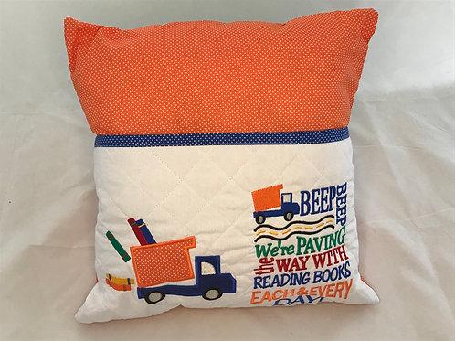 Lorry Pocket Cushion