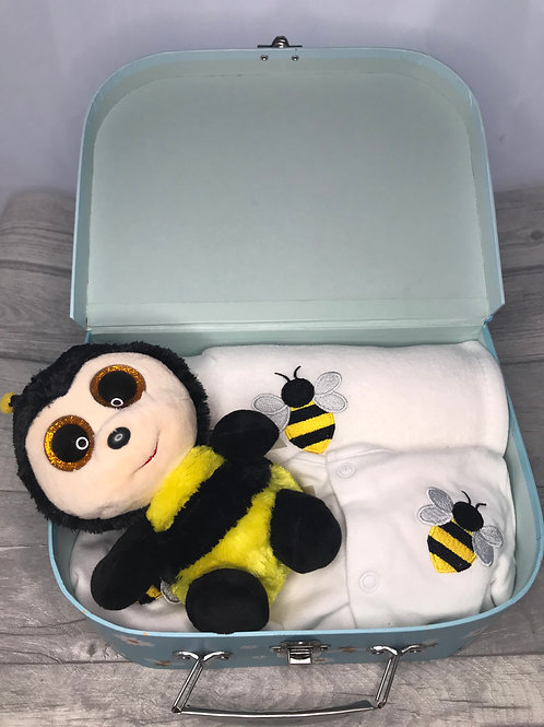 Bee Gift Suitcase