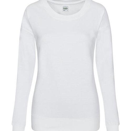 Ladies Personalised Sweatshirt
