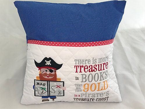 Pirate  Pocket Cushion