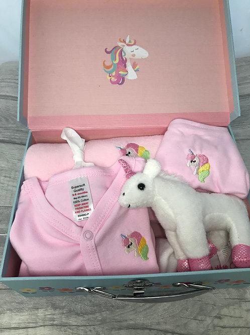 Unicorn Gift Suitcase