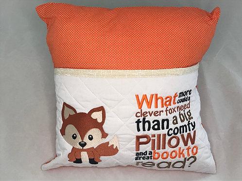 Fox Pocket Cushion
