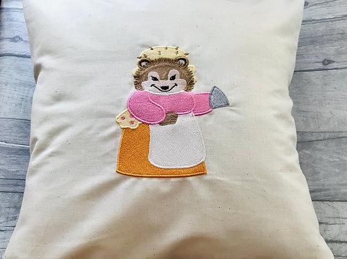 Mrs Tiggywinkle Cushion