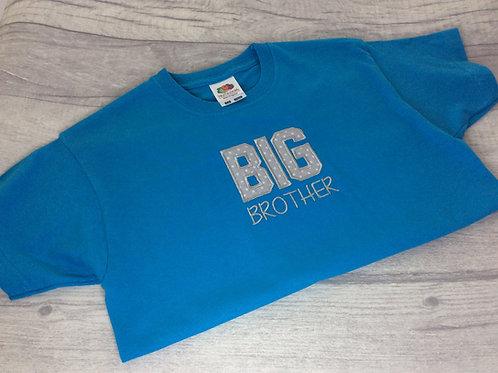 Big Brother T-Shirt Royal Blue