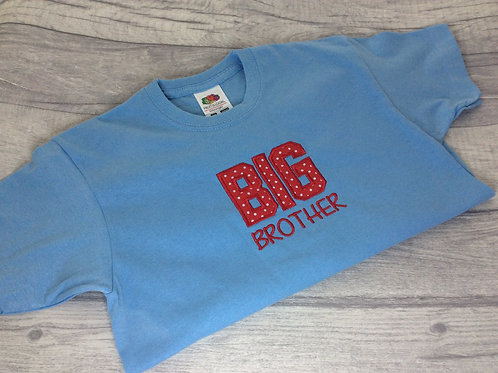 Big Brother T-Shirt Pale Blue