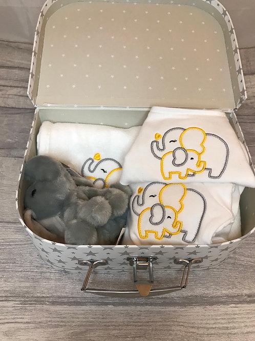 Elephant Gift Suitcase