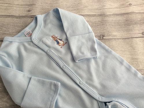 Sleepsuit - Peter Rabbit Design